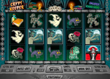 Crypt Keeper Online Slot