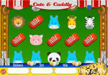 Cute Cuddly Online Slot