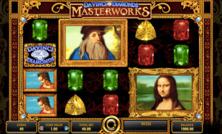 Da Vinci Diamonds Masterworks Online Slot