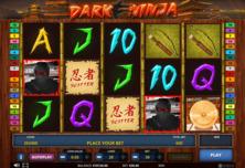 Dark Ninja Online Slot