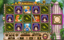 Demi Gods Online Slot