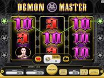 Demon Master Go Online Slot