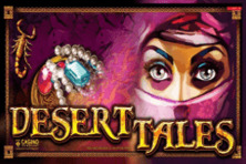 Desert Tales Online Slot