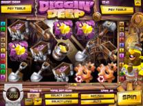 Diggin Deep Online Slot