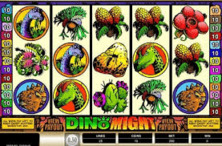 Dino Might Online Slot