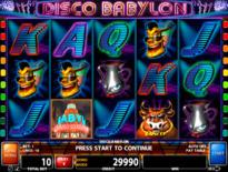 Disco Babylon Online Slot