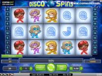 Disco Spins Online Slot