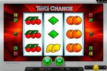 Double Triple Chance Online Slot