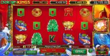 Dragon Kings Online Slot