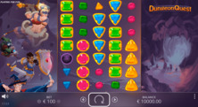 Dungeon Quest Nolimit Online Slot
