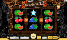 Dynamite 27 Online Slot