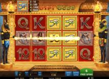 Egyptian Gods Online Slot