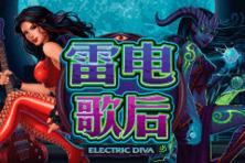 Electric Diva Online Slot