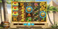 Eye Of The Amulet Online Slot