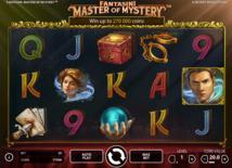 Fantasini Master Of Mystery Online Slot