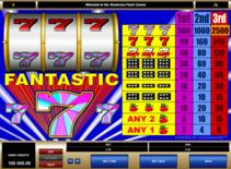 Fantastic 7S Online Slot