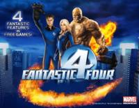 Fantastic Four 50 Lines Online Slot