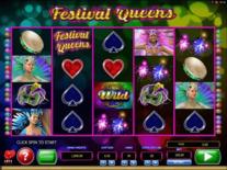 Festival Queens Online Slot