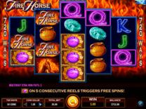 Fire Horse Online Slot