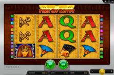Fire Of Egypt Online Slot