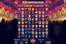 Fireworks Fever Online Slot
