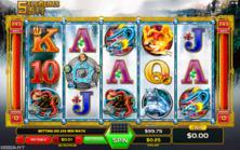 Five Elements Online Slot