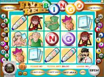 Five Reel Bingo Online Slot