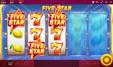Five Star Online Slot