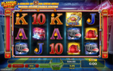 Flaming Reels Online Slot