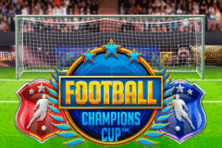 Football Champions Cup Online Slot