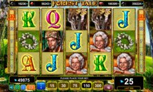 Forest Tale Online Slot
