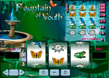 Fountain Of Youth Online Slot