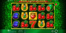 Four Lucky Clover Online Slot