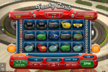 Freaky Cars Online Slot