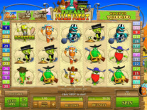 Freaky Wild West Online Slot