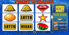 Fruit Mania Online Slot