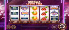 Fruit Stack Locked Gold Online Slot