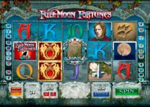 Full Moon Fortunes Online Slot