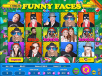 Funny Faces Online Slot