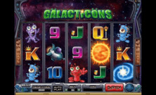 Galacticons Online Slot