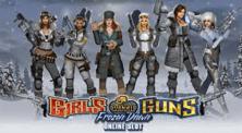 Girls With Guns Frozen Dawn Online Slot