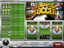 Global Cup Soccer Online Slot