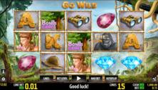 Go Wild Online Slot