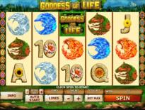 Goddess Of Life Online Slot