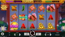Gold Money Frog Online Slot