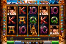 Golden Ark Online Slot