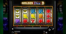 Golden Dice 3 Online Slot