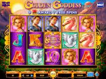 Golden Goddess Online Slot