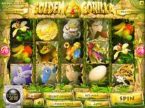 Golden Gorilla Online Slot