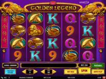Golden Legend Online Slot